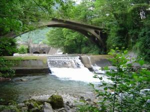 La rivière Ariège